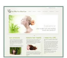 Lisa May Eco Hair Care